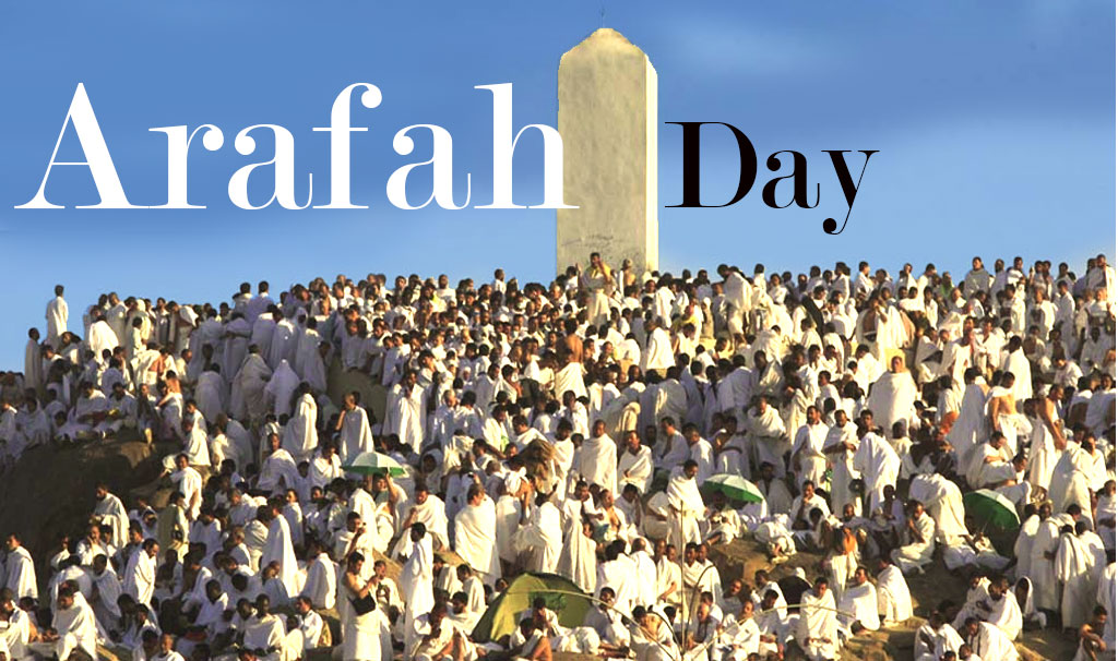 Fasting the day of Arafah
