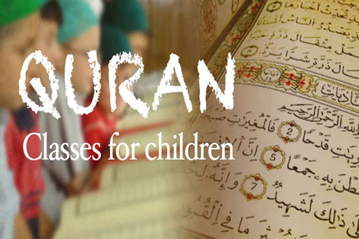Quran School for children