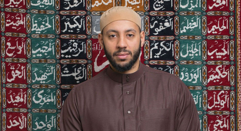 London's hero imam Mohammed Mahmoud running London half marathon to help tackle child poverty