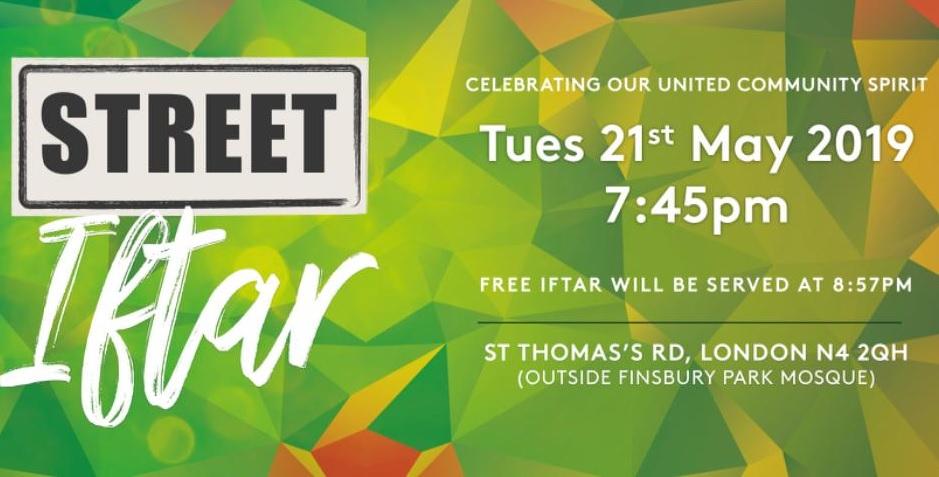 Street Iftar 2019