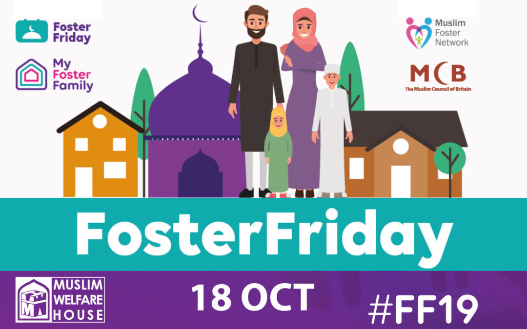 Foster Friday Week