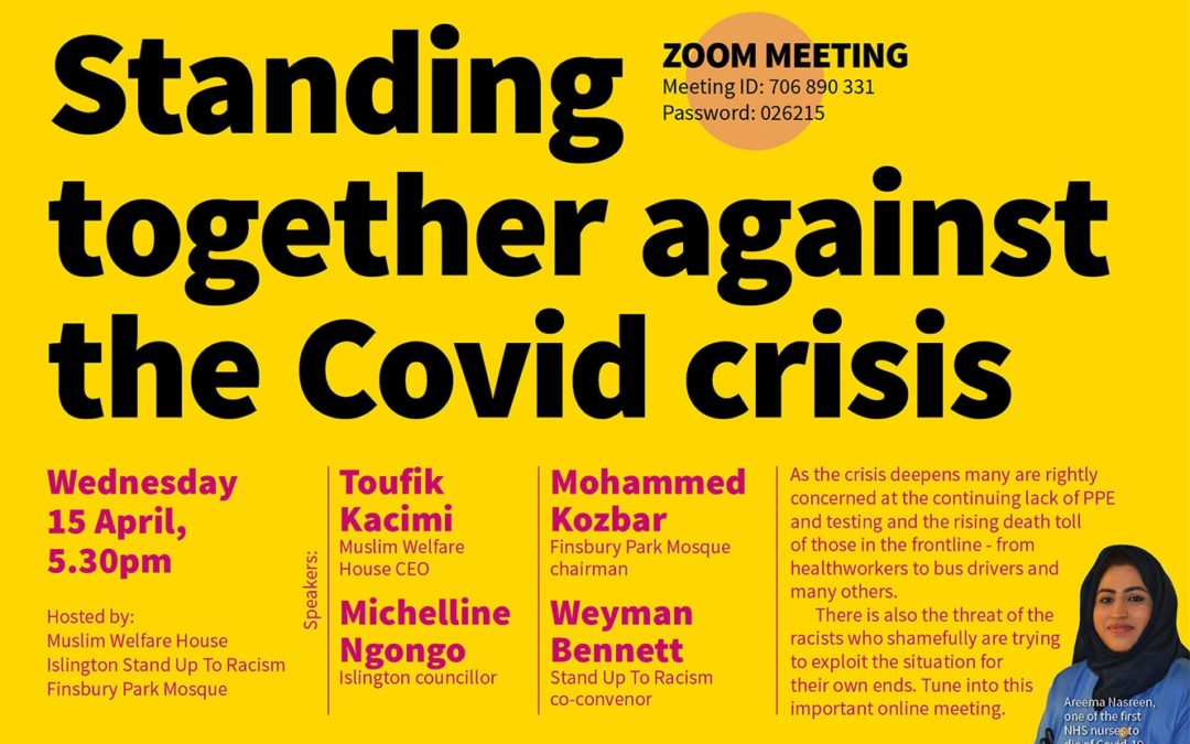 Standing Together against the Covid Crisis