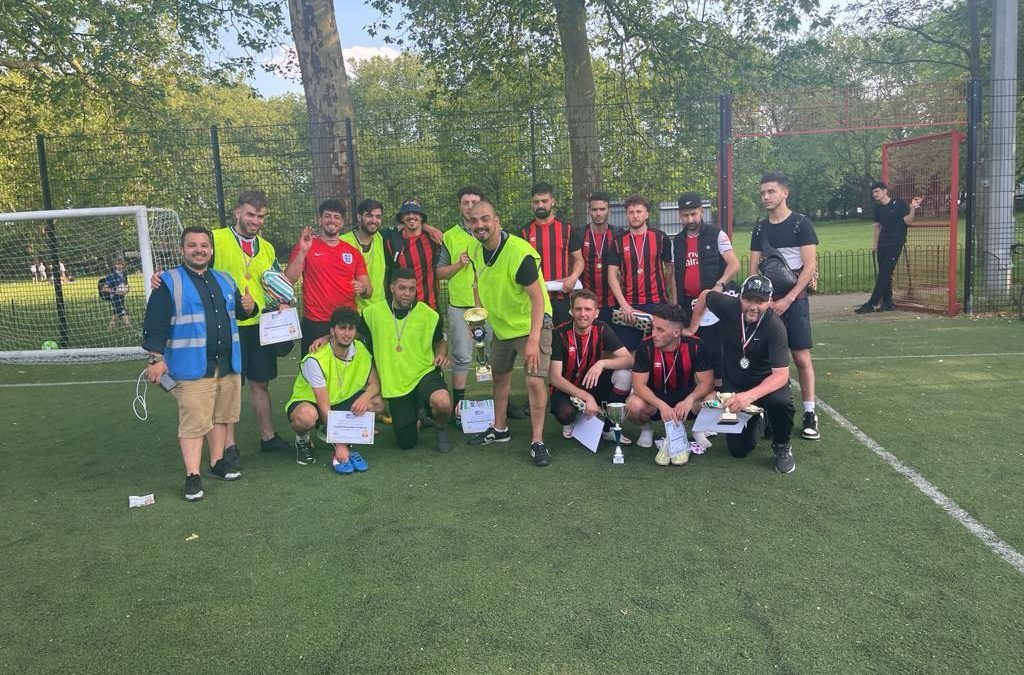 MWH Football Tournament
