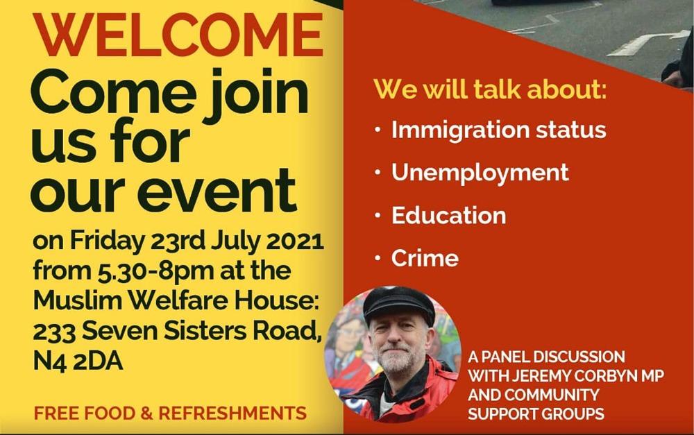 The Migrant's Voice Event